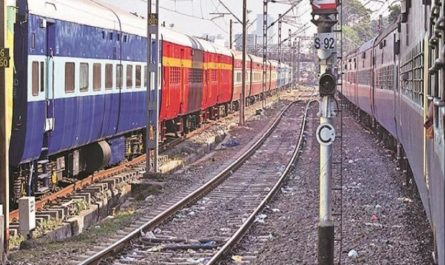 railway recruitment for covid 19