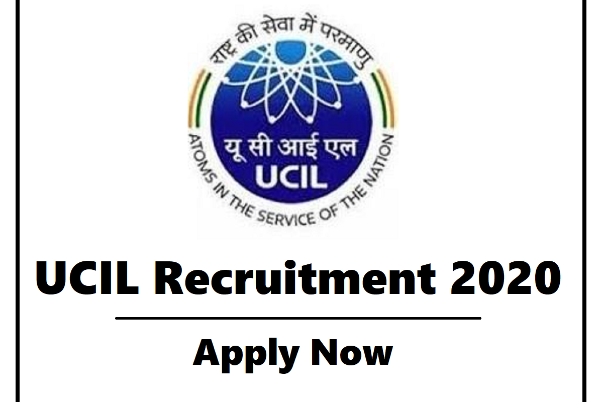 UCIL Recruitment 2020, Apply Now