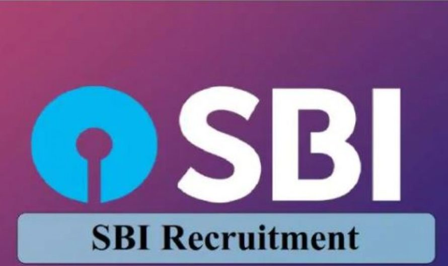 SBI Recruitment 2020: no written examination, Don't wait for the Last Date Apply Online Now