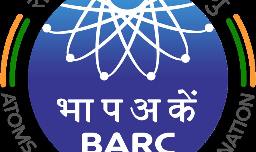 105 JUNIOR RESEARCH FELLOWS at BARC Mumbai; Last Date 15 Jan'21